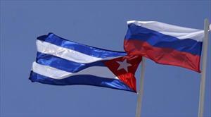 Tàu chiến Nga thăm chính thức Cuba, được chào đón bằng 21 phát đại bác