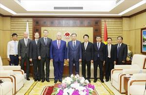 Tăng cường hợp tác Việt – Nga trong nhiều lĩnh vực