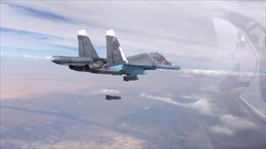 Lộ diện các mẫu tên lửa và bom điều khiển mới dành cho Không quân Nga