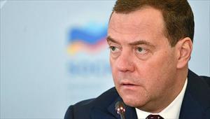 Thủ tướng Nga Medvedev tuyên bố không sợ các lệnh trừng phạt