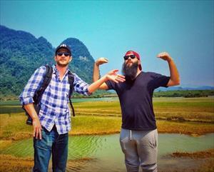 Việt Nam ấn tượng trong ảnh của đạo diễn Kong: Skull Island