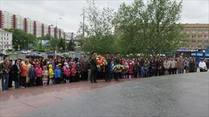 Các hoạt động kỉ niệm 125 năm ngày sinh Chủ tịch Hồ Chí Minh ở LB Nga