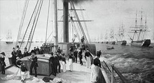 Lịch sử hơn 300 năm oai hùng của Hạm đội Baltic Nga