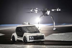 Xe bay Pop.Up Next concept của Audi lần đầu cất cánh