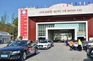 Xe đeo biển Trung Quốc được vào sâu trong đất Việt Nam 180 km