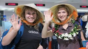 Thuê máy bay chở khách Nga đến TP.HCM
