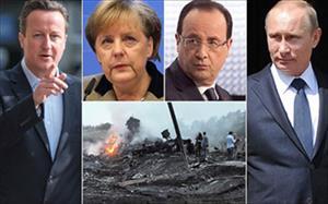 'Bắt sóng' với Putin, EU tính chuyện lâu dài với Nga