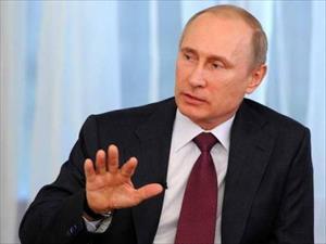 Lời tuyên bố rắn thành hiện thực của ông Putin