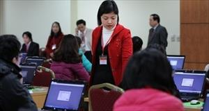30 thạc sĩ, thủ khoa xuất sắc nước ngoài trượt công chức