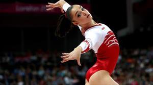 """""""Búp bê"""" làng TDDC Nga khoe sắc tại Olympic Rio"""