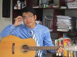 Tự học trên mạng, nam sinh Quy Nhơn giành học bổng 6 tỷ đại học Mỹ