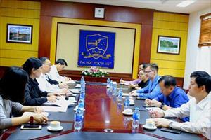 Đại học Tổng hợp Liên bang Viễn đông chuẩn bị mở văn phòng đại diện tại ULIS