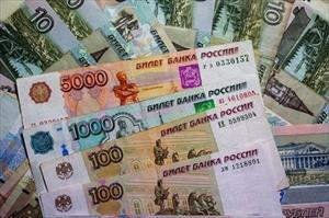 Nga: Đồng ruble mạnh góp phần thúc đẩy tăng trưởng kinh tế