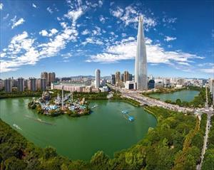 Ảnh: Những tòa tháp cao nhất thế giới không thể không chiêm ngưỡng