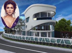"""2 hoa hậu Việt nóng bỏng có nhà 100 tỷ sống thế nào với chồng đại gia """"siêu khủng"""""""