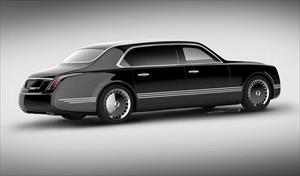 Siêu limousine mới của ông Putin sắp lăn bánh