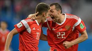 Hủy diệt Ai Cập, Nga lập kỷ lục vô tiền khoáng hậu ở World Cup