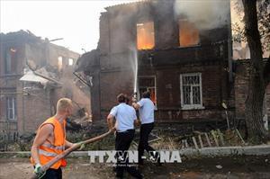 Nhiều vụ hỏa hoạn tại Nga làm 10 người thiệt mạng