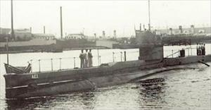 Australia tìm thấy xác tàu ngầm mất tích hơn 100 năm