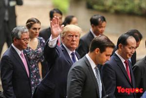 Hình ảnh Việt Nam xuất hiện trong video cảm ơn của Tổng thống Donald Trump