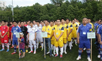 Thông báo về Giải bóng đá cộng đồng người Việt tại LB Nga năm 2012