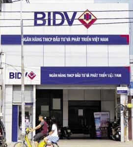 """BIDV lại """"đau đầu"""" vì có thêm khoản nợ khó đòi"""
