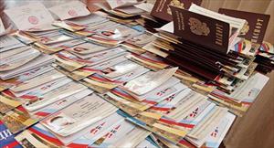 Người nước ngoài bắt đầu đến Nga ít hơn, nhưng nhập quốc tịch Nga nhiều hơn