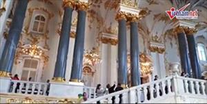 Chiêm ngưỡng dấu ấn lịch sử của đế chế Nga xưa