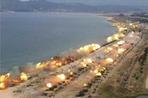 Bán đảo Triều Tiên đang bên bờ vực chiến tranh?