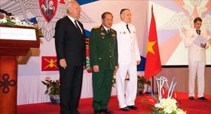 Kỷ niệm Ngày Người bảo vệ Tổ quốc tại Hà Nội