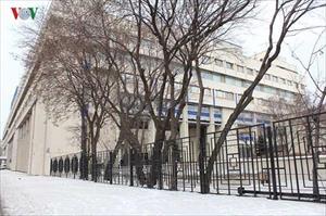 Khám phá tổng hành dinh của hãng truyền thông Sputnik (Nga)