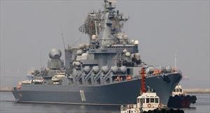 Video: Tuần dương hạm tên lửa Varyag của Nga đến Philippines
