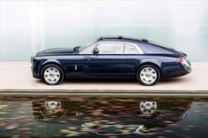 Rolls-Royce ra mắt xe siêu sang lấy cảm hứng từ du thuyền