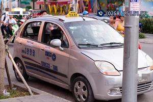 """Tài xế taxi ở Nha Trang bị tố """"chặt chém"""" 3 nữ du khách Hàn Quốc"""