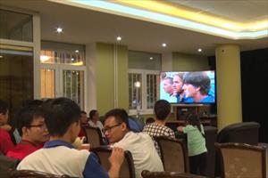 Người Việt tại Nga sôi động với Confederation Cup 2017
