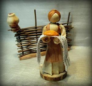 Nghi lễ đón khách bằng bánh mì và muối độc đáo ở Nga