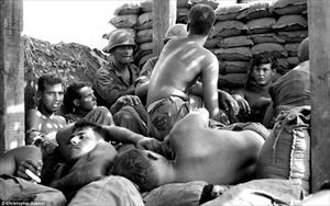 Ảnh hiếm lính Mỹ ở chiến trường Việt Nam 1967 - 1968