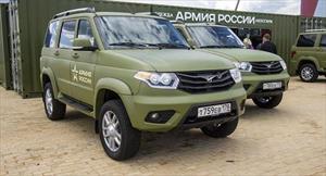 Soi chiếc SUV được tin cậy chở tổng thống Putin trên đất Syria
