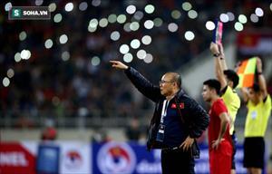 Báo Hàn Quốc trầm trồ với số tiền thầy trò HLV Park Hang-seo được thưởng