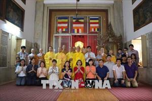 Vu lan báo hiếu - Nét văn hóa đẹp được người Việt ở Ấn Độ gìn giữ