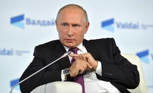 Tổng thống Putin: Nga-Trung đạt mức độ hiểu biết lẫn nhau chưa từng thấy