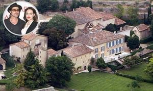 """Ngắm biệt thự Angelina Jolie - Brad Pitt trong """"cuộc chiến"""" chia tài sản"""