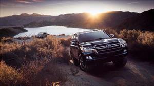 Toyota Land Cruiser phiên bản đặc biệt chỉ 1.200 xe trên toàn quốc