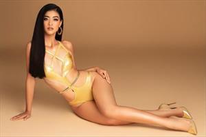 Á hậu Kiều Loan lột xác ngoạn mục với bikini