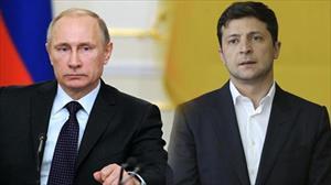 Công bố thời gian Tổng thống Nga gặp trực tiếp Tổng thống Ukraine