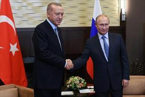 Chuyên gia: Không thể tin NATO, Ankara phải dựa vào Nga