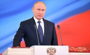 """Tổng thống Putin thông báo """"tin vui"""" về dự án đường ống """"Dòng chảy phương Bắc -2"""""""