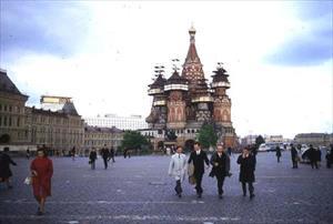 Loạt ảnh cuộc sống quá đỗi thanh bình ở Liên Xô