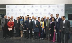 Hợp tác hữu nghị giữa hai tổ chức Công Đoàn ngành Điện lực Việt Nam và ngành Năng lượng và Công nghiệp nguyên tử Nga thúc đẩy quan hệ hợp tác Việt – Nga
