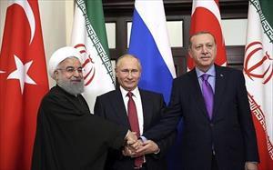 Không kích Syria, Mỹ đang đẩy Iran về phía Nga